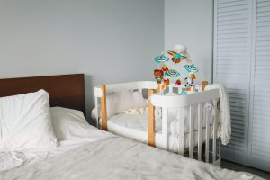 Hire professionals to help you pack a nursery for the move