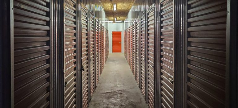 items you should never keep in storage facility