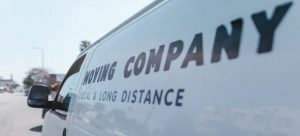 A moving company who can help you move all your belongings to a new home